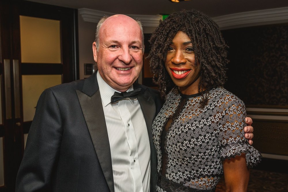 Heather Small & Graham Wylie