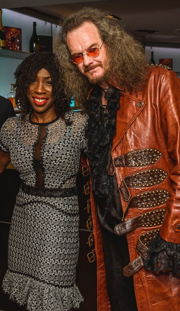 Heather Small & The Doctor