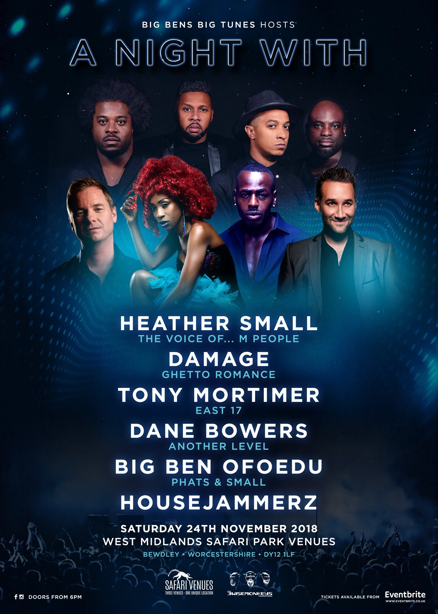 Heather Small To Perform At West Midlands Safari Park Event