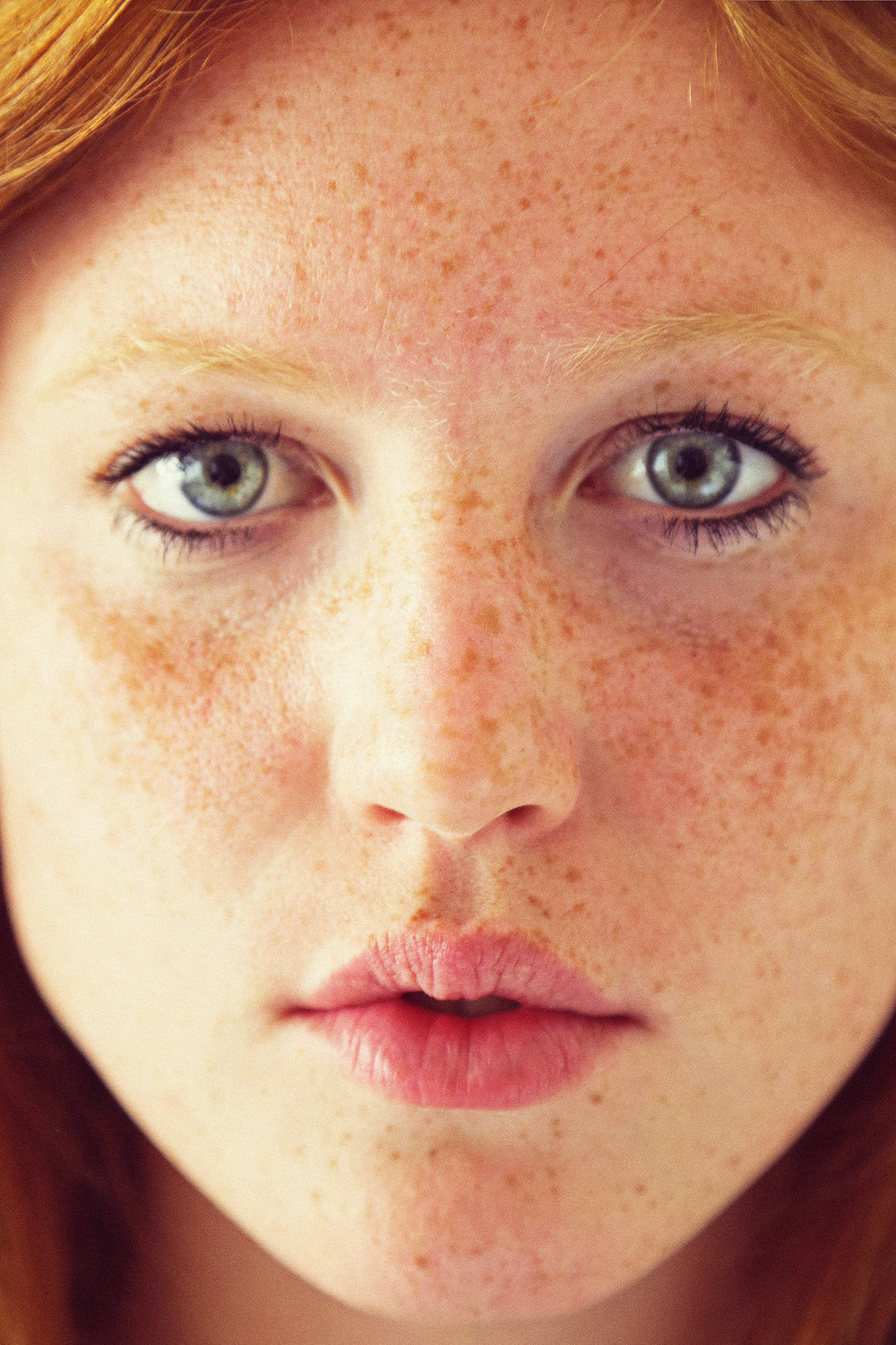 Those Freckles make you seem like a galaxy of stars, just waiting to be explored and loved.   - Nikita Gill