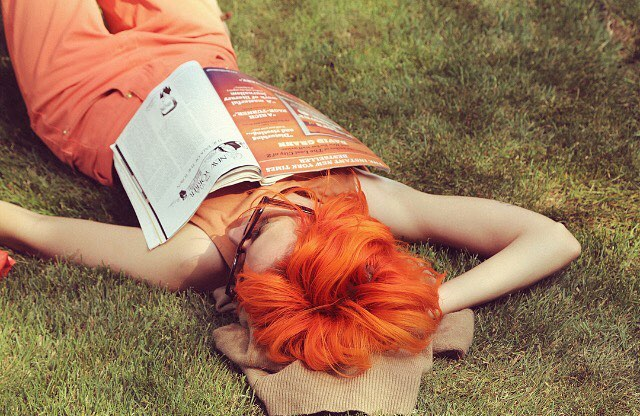 Saturday Chillin' #AwwwProjects #BeAwwwesome #Photography #Orange #NewYork #Brooklyn #chill #chillin #chilling #style