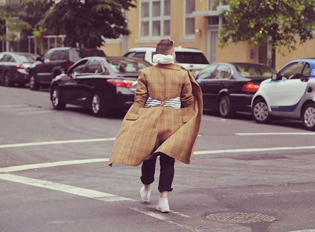 ⚡️Freedom ⚡️ @celine  #newyork #nymfw #celine #freedom #nyc #fashion #streetfashion