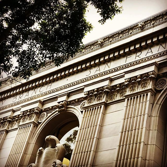It's always a treat to spend some time here! A Clean, Quiet + Inspiring space with major productive vibes! #goldengatevalleylibrary #shh #library #quiettime #productivity