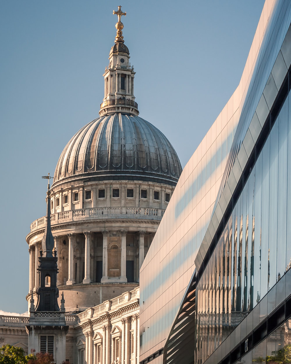 Architectural photographer, London