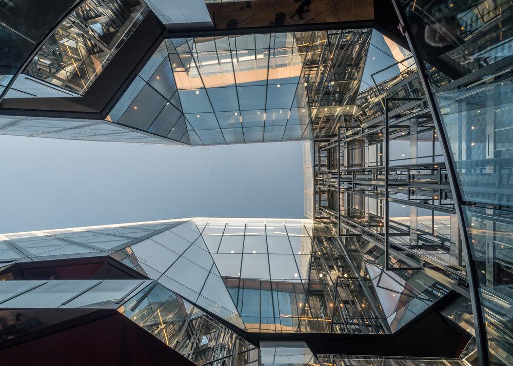 Architectural photographer, London