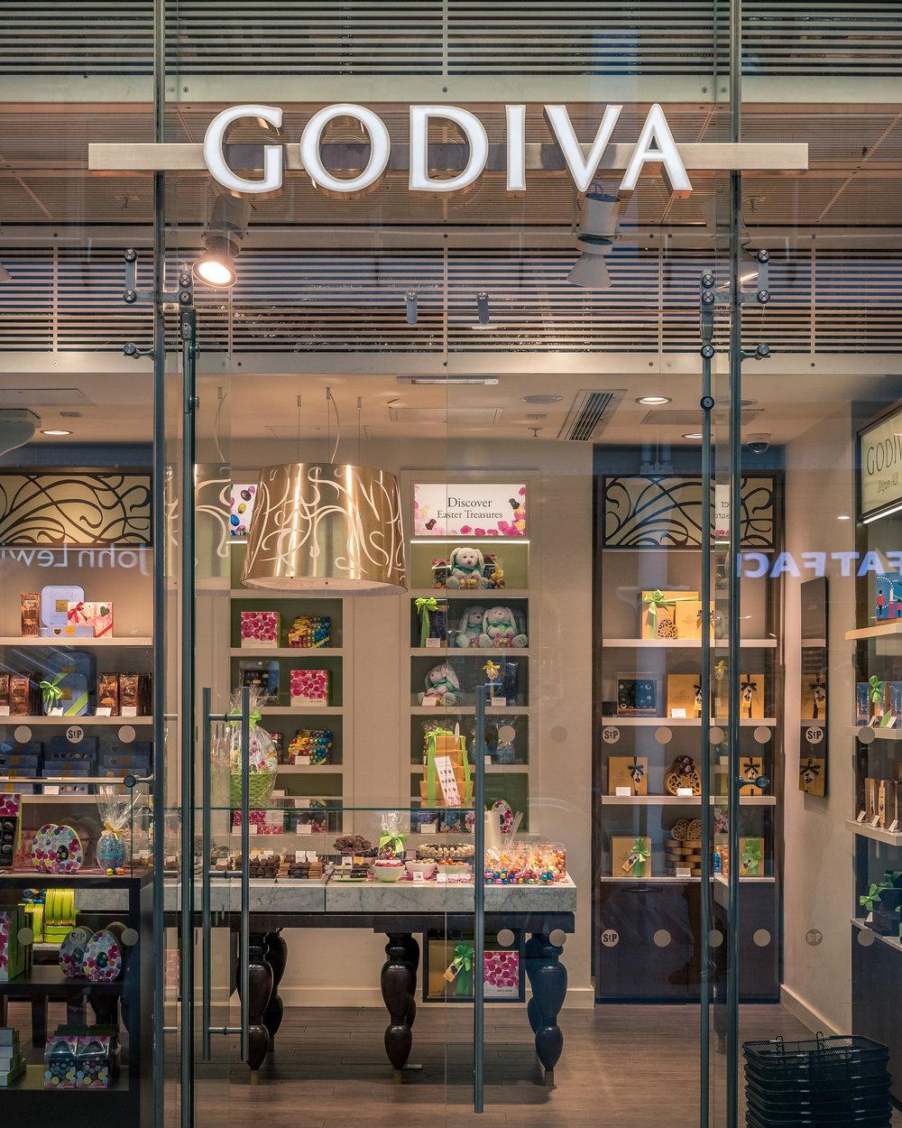 Retail photographer, London
