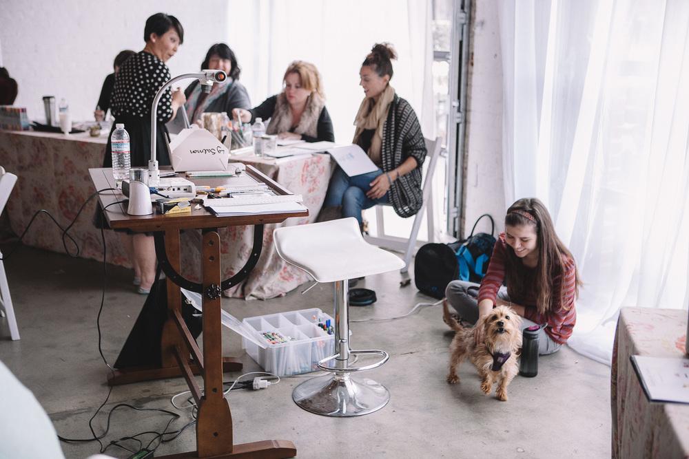Sacramento Class Studio Rental | Studio 817