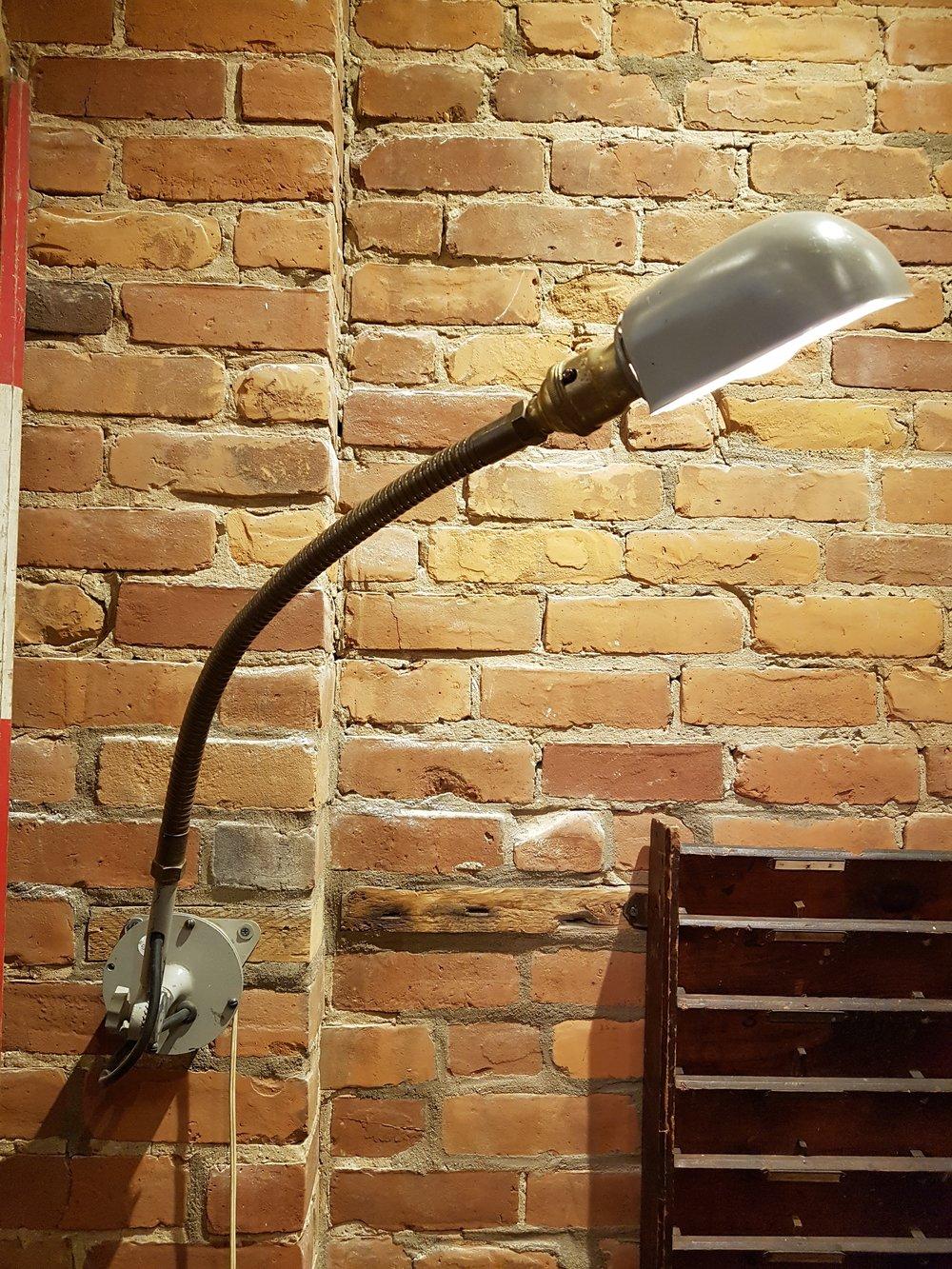 Lampe Applique Murale Ou Bureau Industrielle Vintage Eec L 623