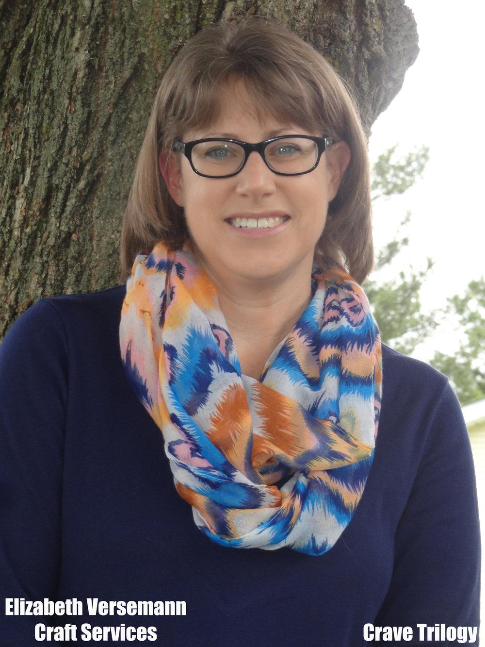 Elizabeth Versemann - Craft Services
