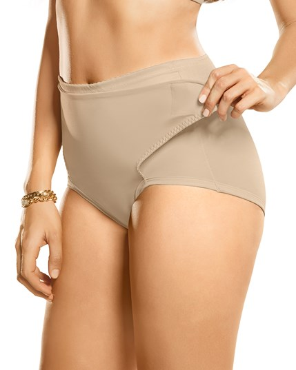 Postpartum Panty. also available in black.