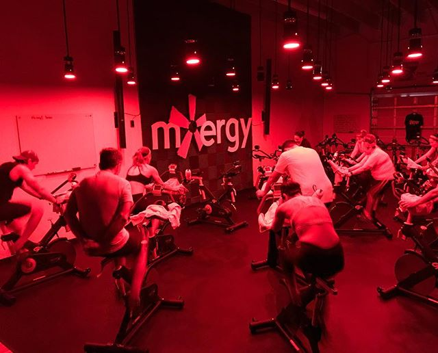 The EXPERIENCE is waiting for you #mergythemovement #changinglives #makingadifference #fitness #mindset #insideout #community #indoorcycling
