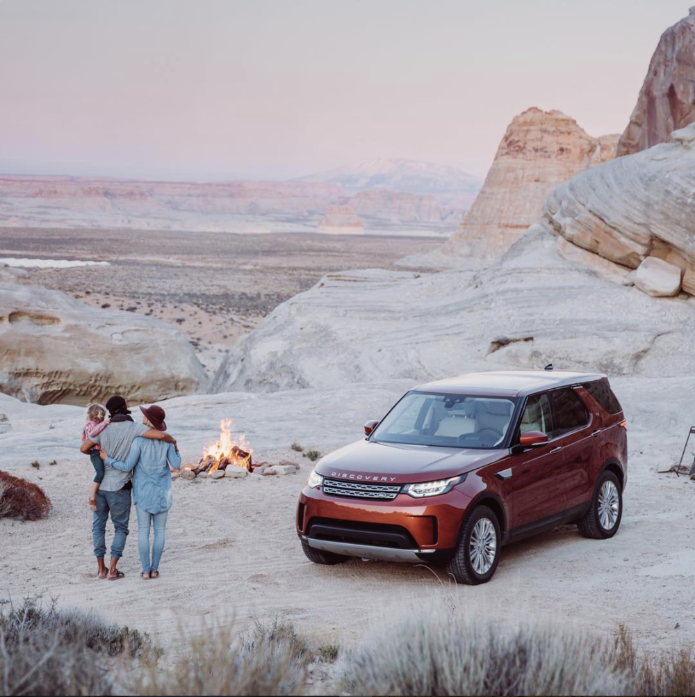 Land Rover Discovery Launch - Attended U.K. and U.S. launch events for media. Instagram posts & stories. We are a continued influencer for their brand.