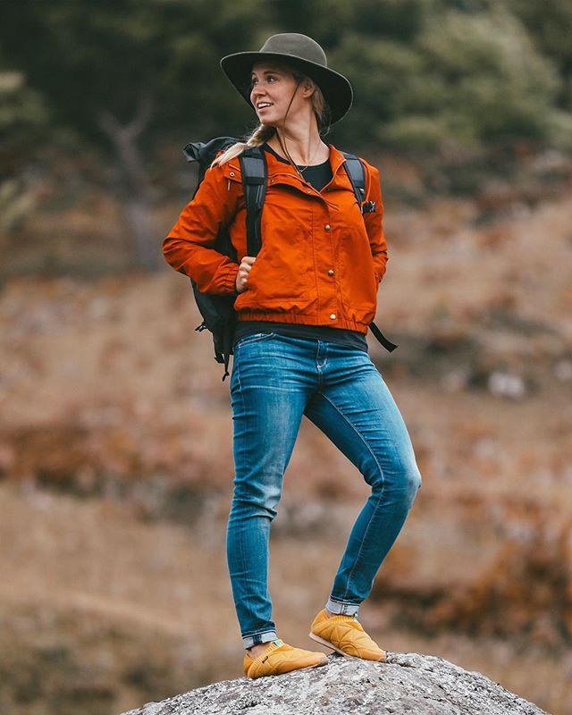 Bhutan looks goood on you @jessgee :) /// shoe cred : @teva