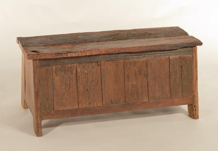 teak bedroom furniture. Rail Wood Trunk Teak West  Reclaimed Bedroom Furniture