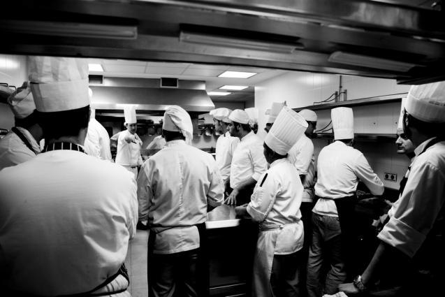 Знаете ли вы, что в Сан-Себастьяне больше мишленовcких ресторанов на душу населения, чем в Париже или в Токио?