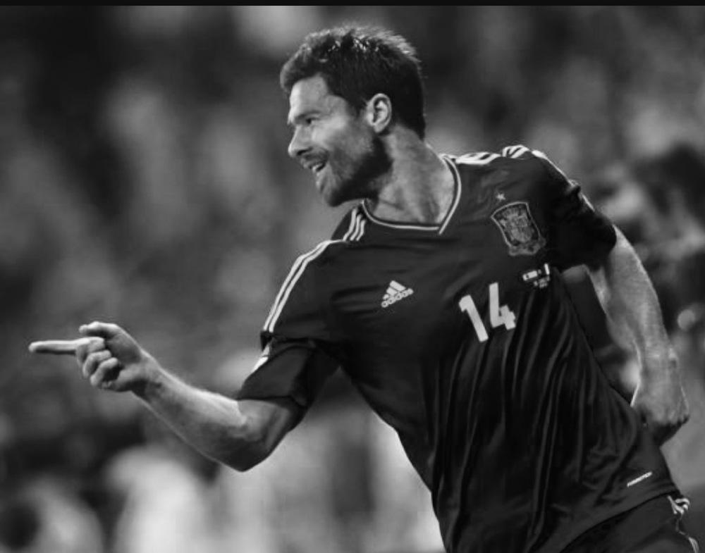 Did you know that Xabi Alonso started his career in Real Sociedad San Sebastián football club?