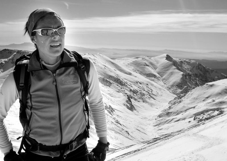 Did you know that basque mountaineer Edurne Pasaban Lizarriban was the first woman to ascend all the fourteen eight-thousander peaks in the world?