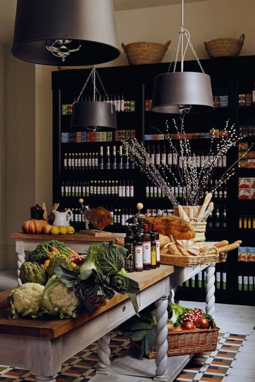 Read more about    GOURMET SHOPS   .