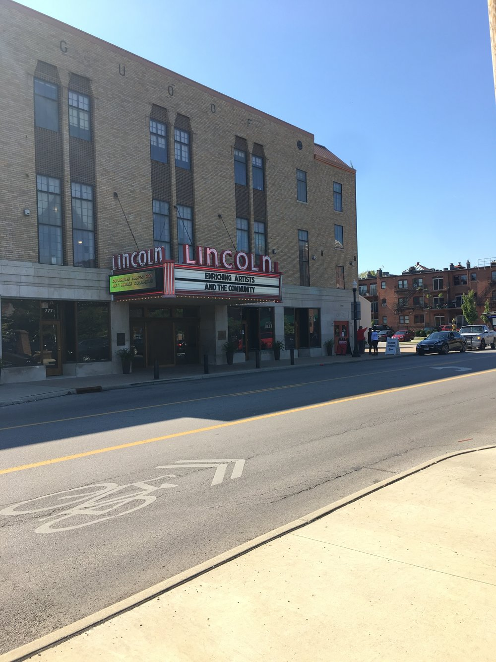 Lincoln Theatre - Enriching Artists and The Community