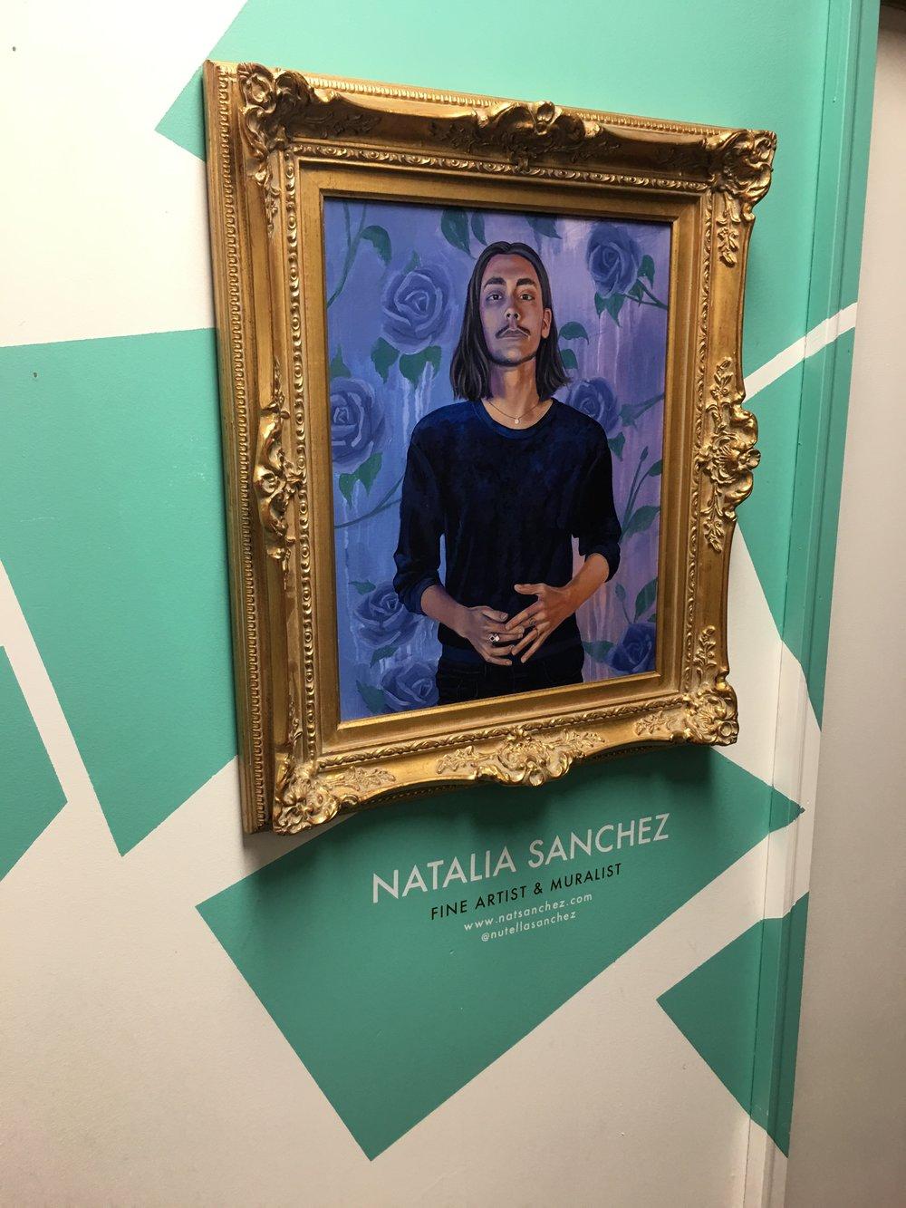 Natalia Sanchez - Fine Artist & Muralist