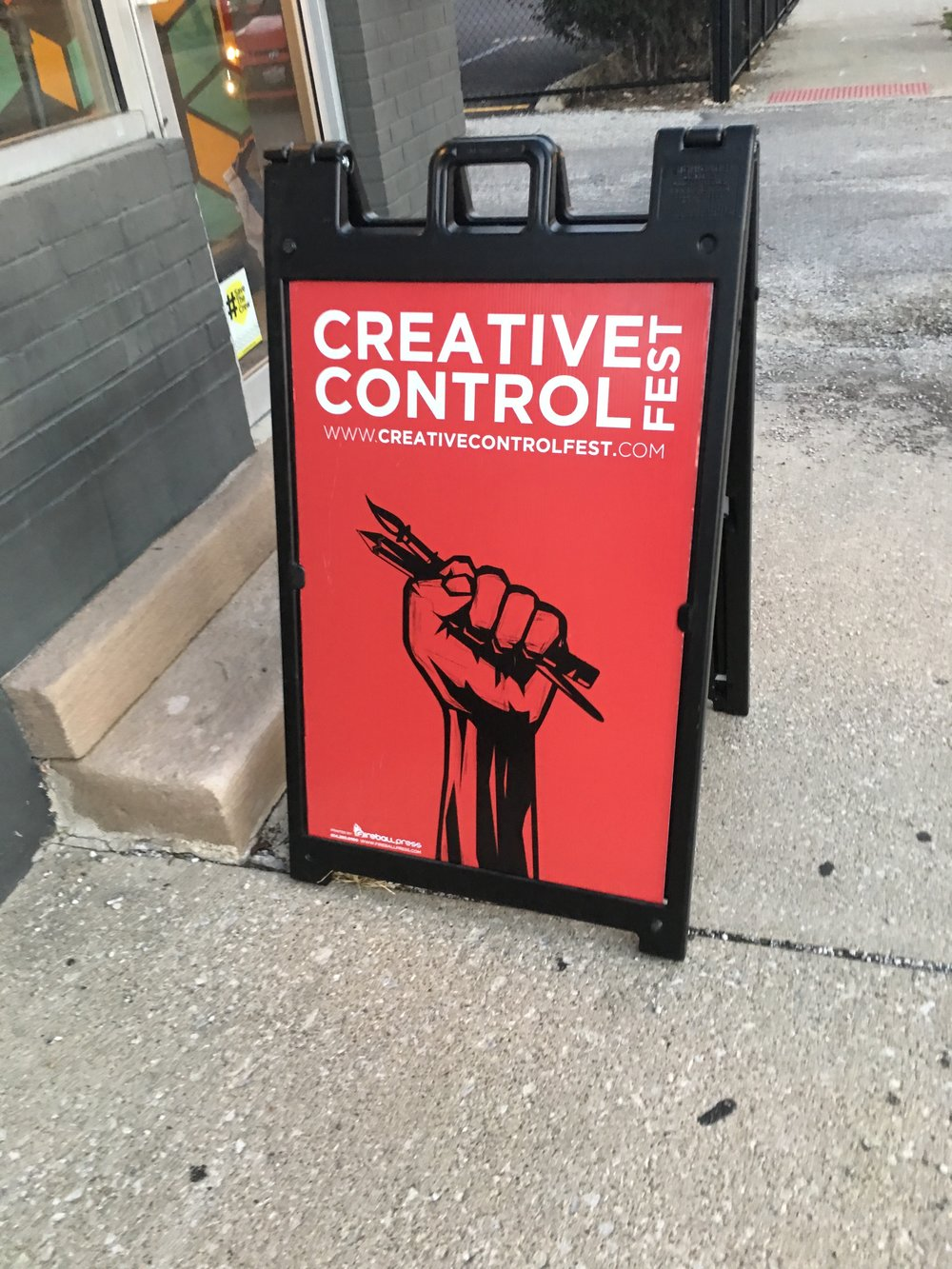 Creative Control Fest