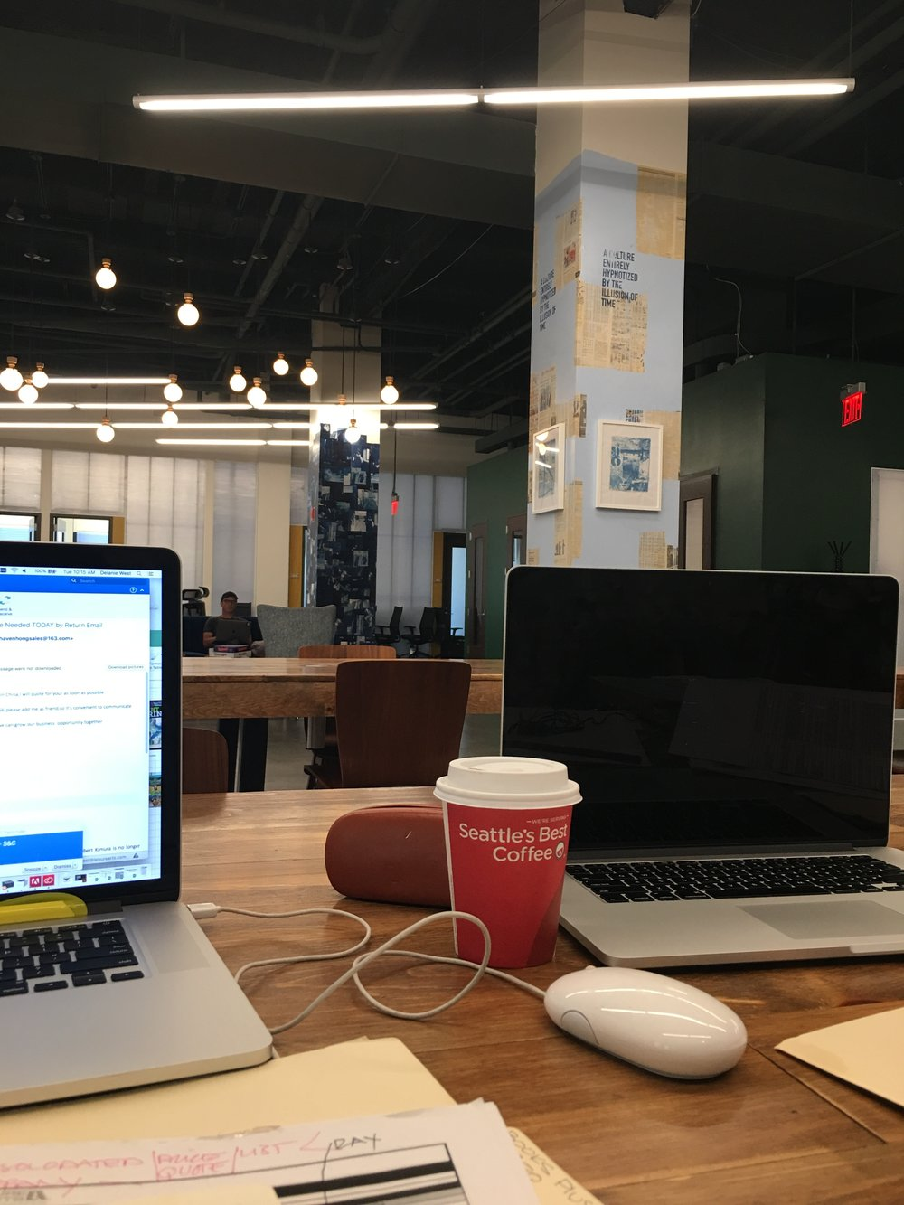 Co-Working Day @ Launch Pad Newark, New Jersey