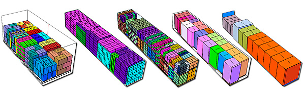 "Container optimization - ""Make it Cube"""
