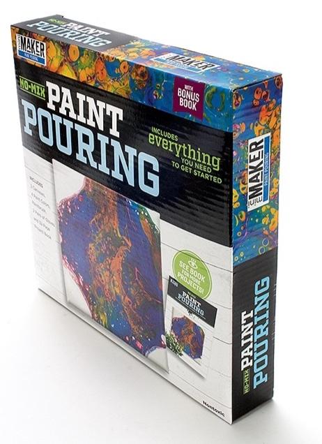 Mini Maker No-Mix Paint Pouring