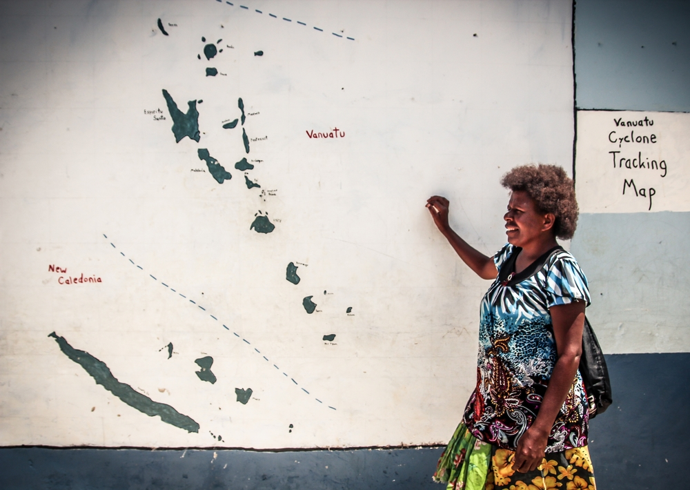 HOW WE'RE HELPING   We're working across Vanuatu to assist those most in need    Learn More