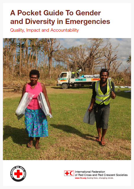 Produced in conjunction with IFRC, UN Women, the Pacific Disability Forum, the Pacific Protection Forum and the Department of Women's Affairs within the Government of Vanuatu.