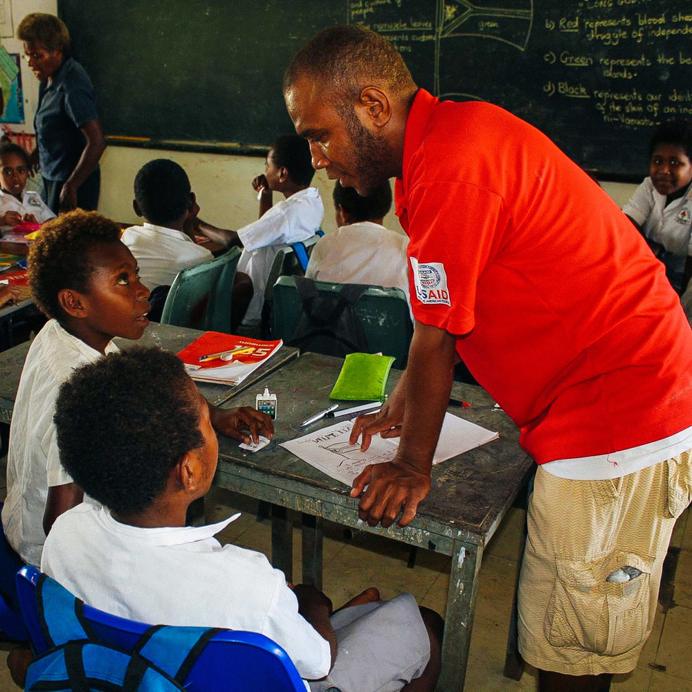 Source: Xavier Watt, Vanuatu Red Cross