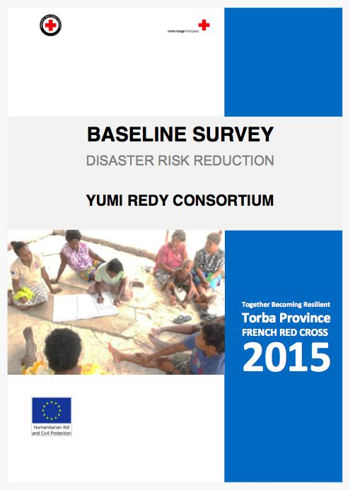 DRR Baseline Survey 2015