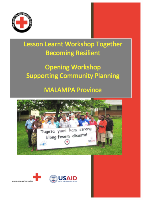 MALAMPA - Lessons Learnt 2016