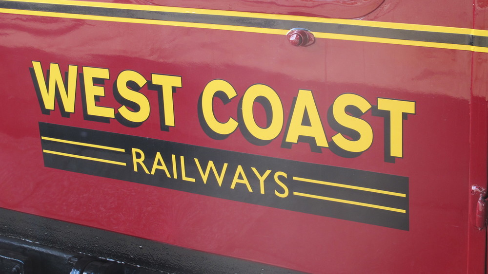 "West coast Railway Company is a spot hire company that provides locomotives, stock and crews to other railway companies. The company operates charter trains throughout the year, many of which are hauled by steam locomotives. The company is noted for its ownership and operation of the locomotive 5972 ""Olton Hall"" under the guise of the Harry Potter ""Hogwarts Express."""