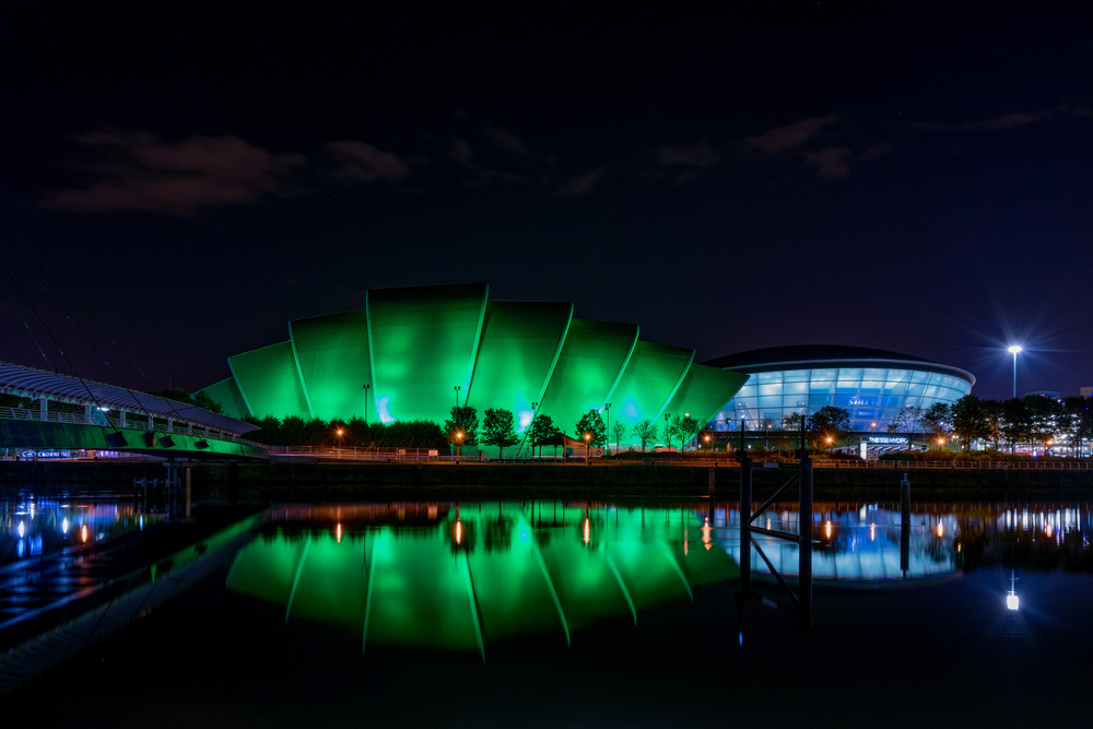 "In Glasgow the ""Armadillo"" and the ""SSE Hydro"" are shining examples of creative design in architecture, yet neither made the RIAS' ""Building the Century"" list of the top 100 buildings in Scotland!"