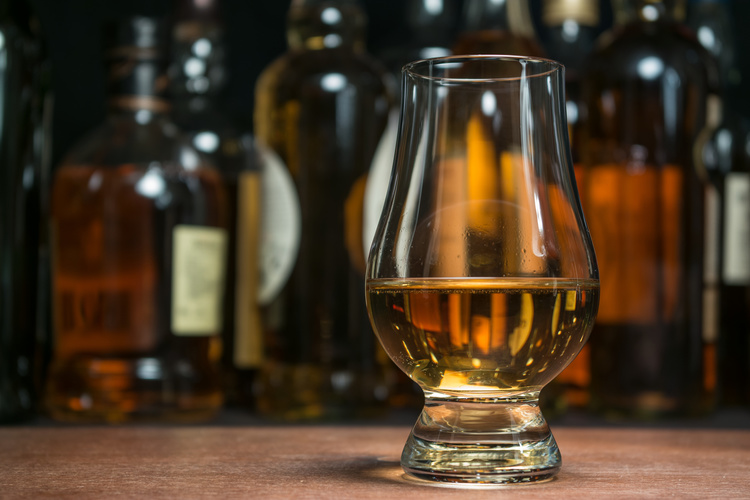 Whisky tastings are available at several Aberdeenshire distilleries.