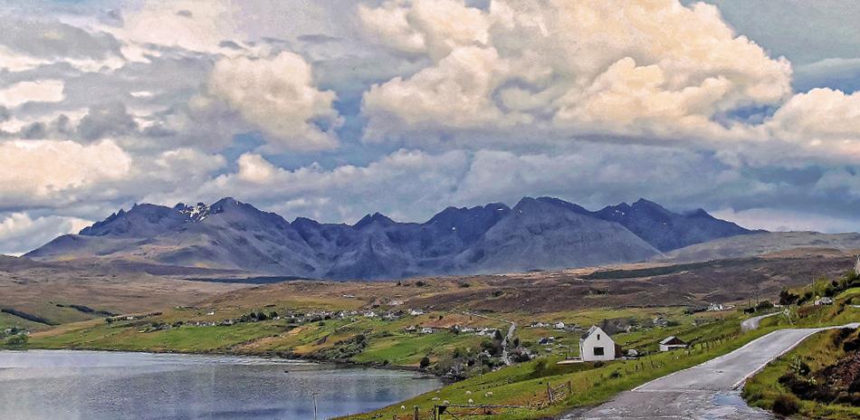 Black Cullin - Isle of Skye