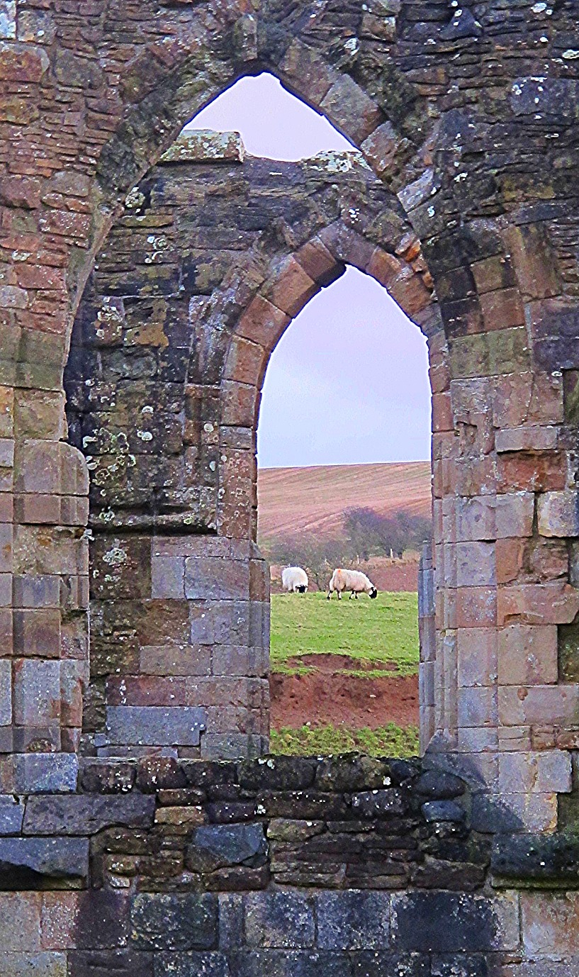 Crossraguel Abbey, Maybole