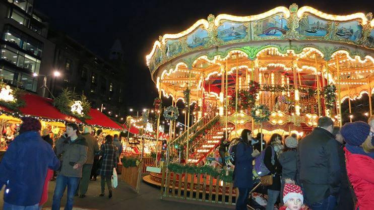 Carousel / Edinburgh