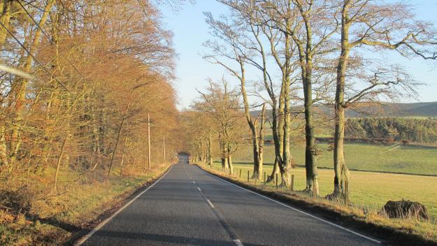 A721 near Kirkdean