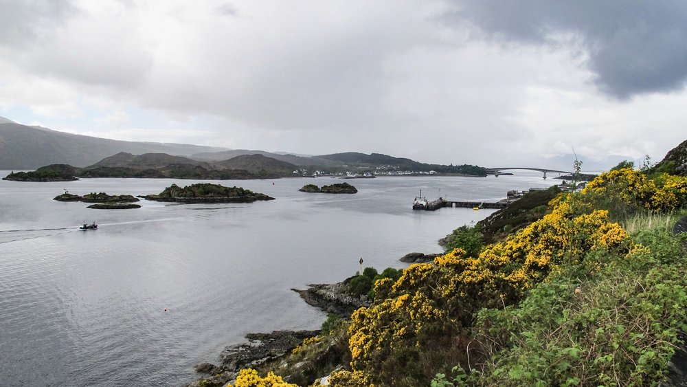 Kyle of Lochalsh/Skye Bridge