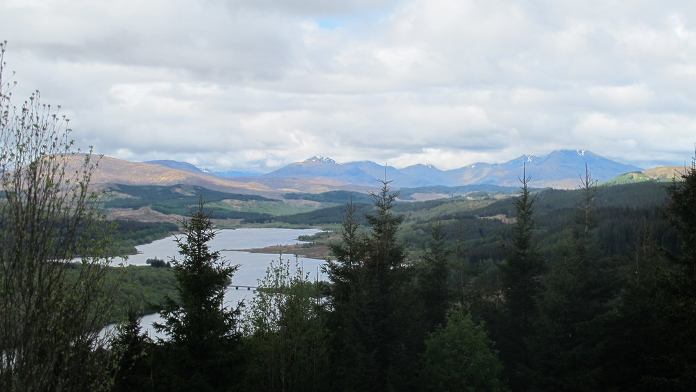 Glen Garry Overlook