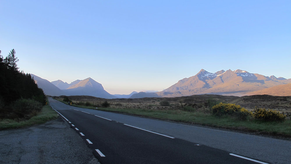 Red Cuillin, Isle of Skye