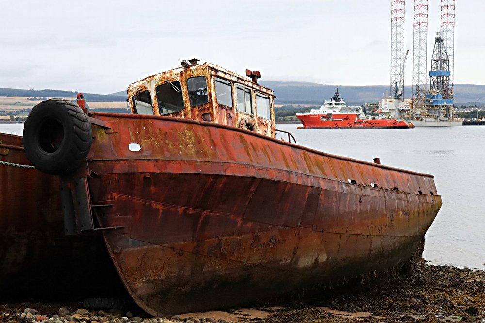 Cromarty Firth, Balblair