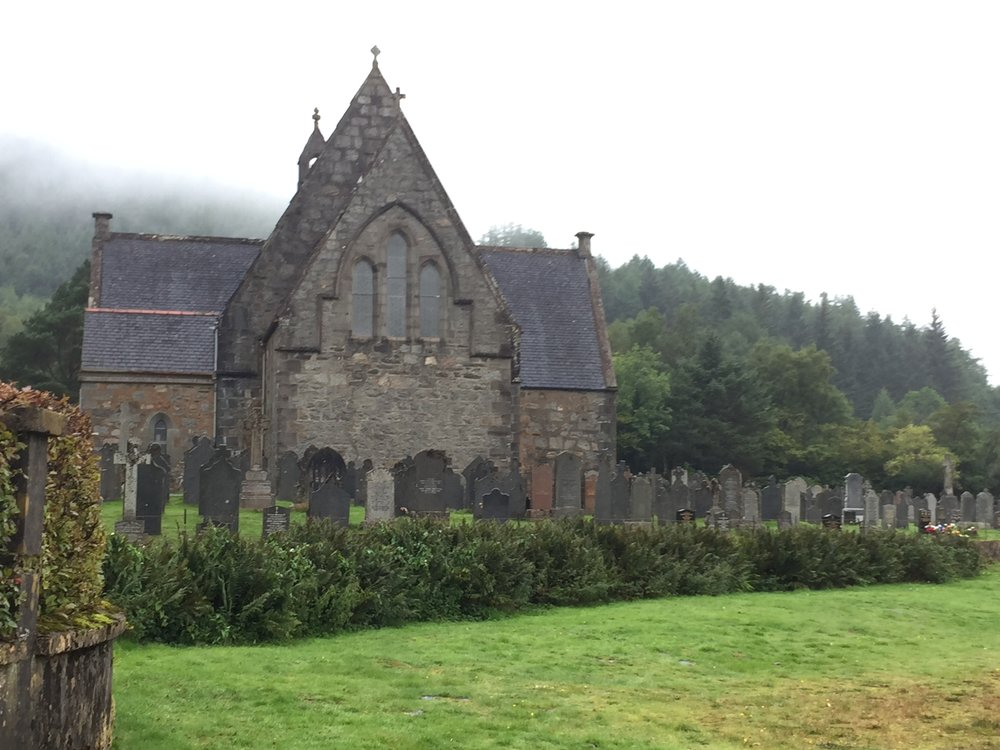 St. John Episcopal, Ballachulish