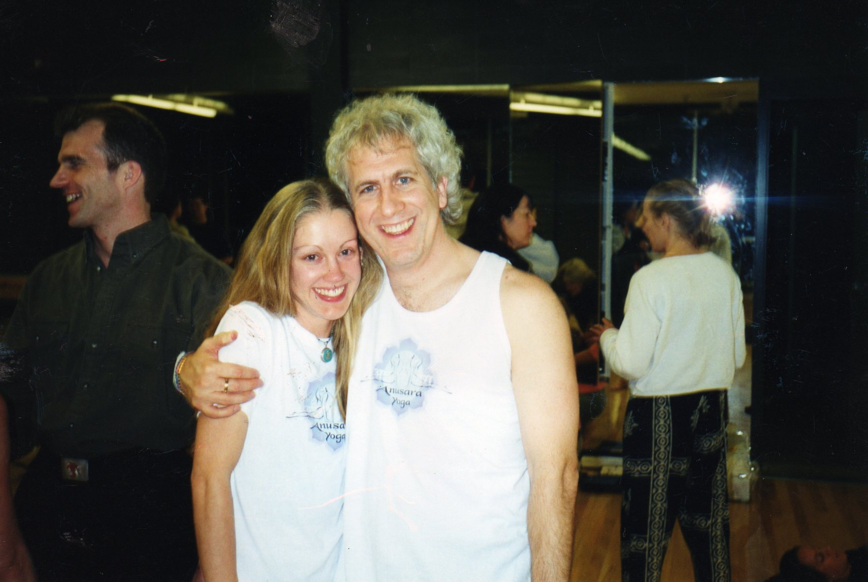 KK and John - Scottsdale Advanced Intensive 2001