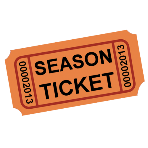 SEASON TICKET INFORMATION<CLICK TO VIEW>