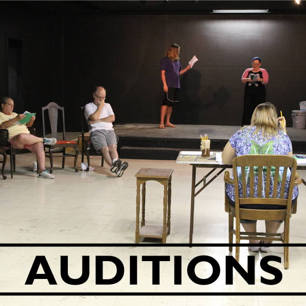 OPEN AUDITIONS<CLICK TO VIEW>