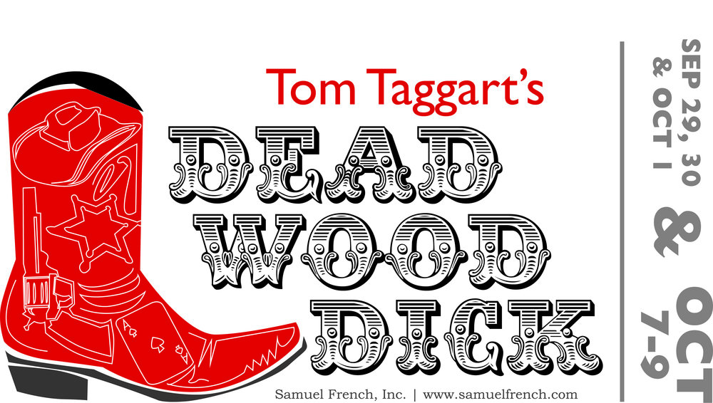 deadwood dick abilene community theatre act september 2016