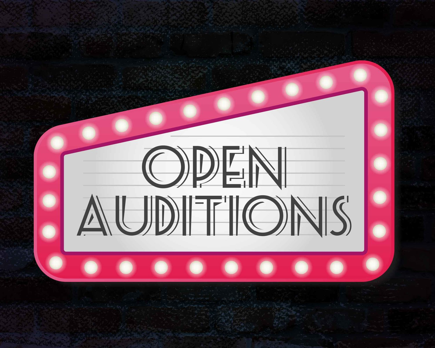 OPEN AUDITIONS: A Night of One Acts | Abilene Community Theatre